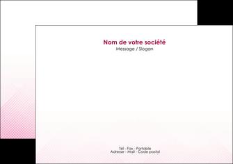 creer modele en ligne flyers rose rose tendre fond en rose MLGI70228