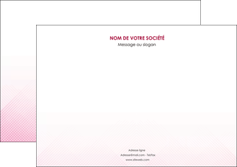 faire modele a imprimer flyers rose rose tendre fond en rose MLGI70238