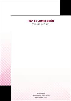 modele affiche rose rose tendre fond en rose MLGI70246