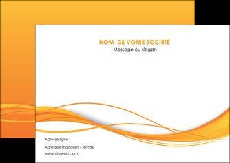 realiser flyers orange couleur couleurs MIF70406