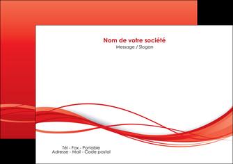 modele en ligne flyers rouge couleur couleurs MIF70506