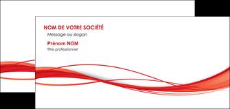 creer modele en ligne carte de correspondance rouge couleur couleurs MIF70520
