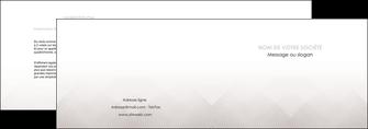 maquette en ligne a personnaliser depliant 2 volets  4 pages  gris simple sobre MLGI70716