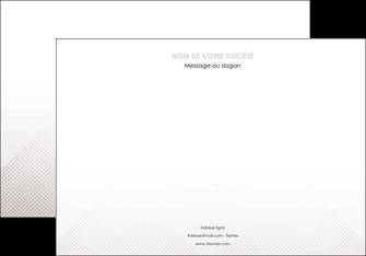 maquette en ligne a personnaliser affiche gris simple sobre MLGI70722