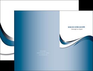 modele en ligne pochette a rabat web design bleu fond bleu couleurs pastels MIF70824