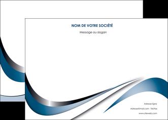 exemple affiche web design bleu fond bleu couleurs pastels MIF70832