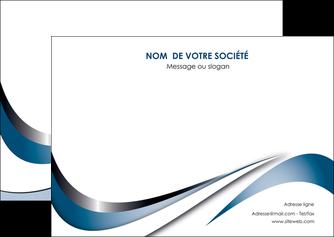 maquette en ligne a personnaliser flyers web design bleu fond bleu couleurs pastels MIF70840