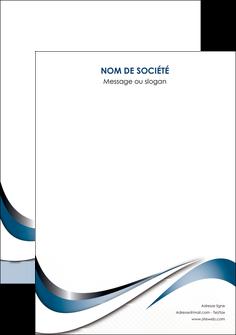 creation graphique en ligne flyers web design bleu fond bleu couleurs pastels MLGI70858
