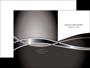 Commander Plaquette commerciale avec rabat Web Design imprimer-plaquette-commerciale-avec-rabat-porte-insert-document-personnalise Chemises à rabats - A4 (recto seul)