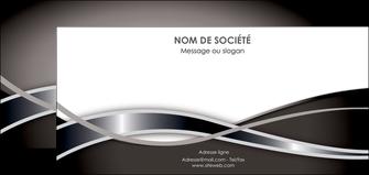 faire flyers web design noir fond gris simple MIS71004