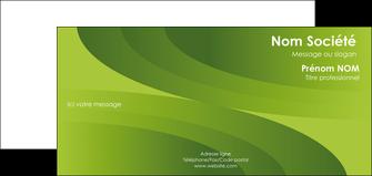 creation graphique en ligne carte de correspondance graphisme vert texture papier au fond vert vert  pastel MLGI7112