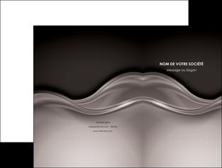 personnaliser modele de pochette a rabat web design abstrait abstraction design MLGI71324