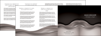 cree depliant 4 volets  8 pages  web design abstrait abstraction design MLGI71354