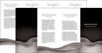 exemple depliant 4 volets  8 pages  web design abstrait abstraction design MLGI71358