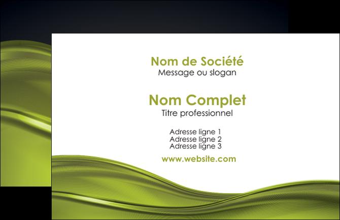 Personnaliser Maquette Carte De Visite Espaces Verts Vert Pastel Fond MLGI71414