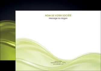 impression affiche espaces verts vert vert pastel fond vert pastel MIF71436