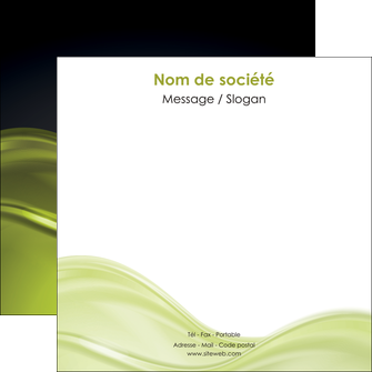 creer modele en ligne flyers espaces verts vert vert pastel fond vert pastel MLGI71446