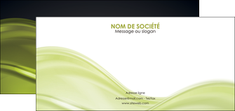 maquette en ligne a personnaliser flyers espaces verts vert vert pastel fond vert pastel MIF71450