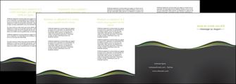 impression depliant 4 volets  8 pages  web design gris gris metallise fond gris metallise MLIG71510