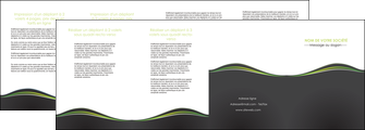 impression depliant 4 volets  8 pages  web design gris gris metallise fond gris metallise MLGI71510