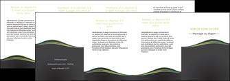 imprimer depliant 4 volets  8 pages  web design gris gris metallise fond gris metallise MLIG71516