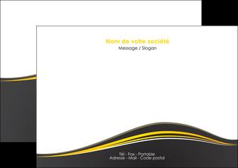 modele en ligne flyers web design gris gris fonce mat MIF71542