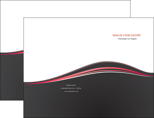 cree pochette a rabat web design gris gris fonce mat MIF71582