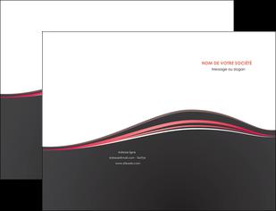 cree pochette a rabat web design gris gris fonce mat MLGI71582