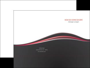 modele en ligne pochette a rabat web design gris gris fonce mat MLGI71584