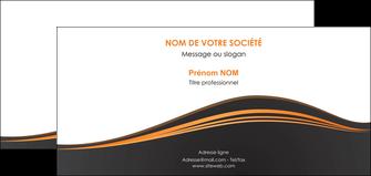 exemple carte de correspondance web design noir fond noir couleur noir MIF71828