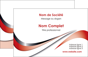 Impression 1000 Cartes De Visite Quadri Recto Pelliculage Verso Web Design