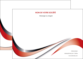 exemple affiche web design rouge fond rouge couleur chaude MLGI72122