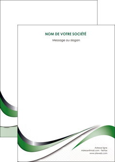 imprimerie flyers web design fond vert abstrait abstraction MLGI72158
