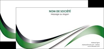 personnaliser modele de flyers web design fond vert abstrait abstraction MLGI72190