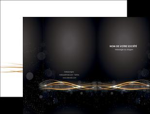 faire pochette a rabat abstrait abstraction design MIF72218
