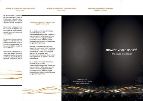 modele en ligne depliant 3 volets  6 pages  abstrait abstraction design MLGI72232