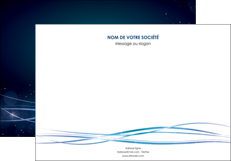 faire affiche fond  bleu couleurs froides structure en bleu MIF72354