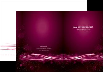 personnaliser modele de pochette a rabat rose rose fushia couleur MLGI72448