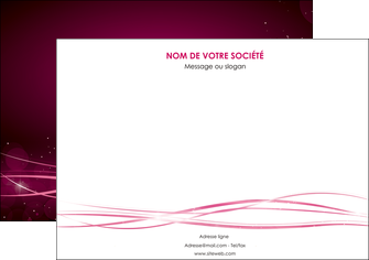 realiser affiche rose rose fushia couleur MLGI72454