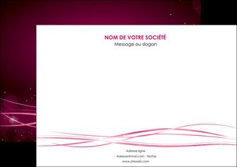cree affiche rose rose fushia couleur MLGI72456