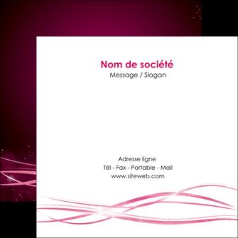 creer modele en ligne flyers rose rose fushia couleur MLGI72470