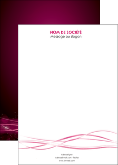 cree affiche rose rose fushia couleur MLGI72480