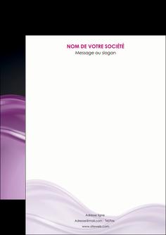 imprimer flyers web design violet fond violet couleur MLGI72504