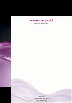 personnaliser modele de affiche web design violet fond violet couleur MLGI72508