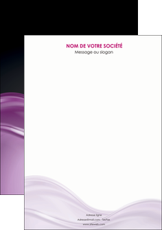 imprimerie affiche web design violet fond violet couleur MLGI72510