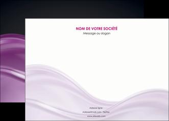 modele en ligne affiche web design violet fond violet couleur MLGI72522
