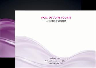 realiser flyers web design violet fond violet couleur MLGI72530