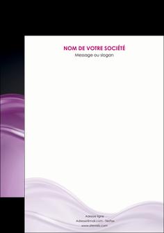 personnaliser maquette affiche web design violet fond violet couleur MLGI72544