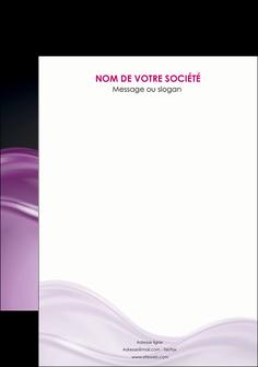 faire flyers web design violet fond violet couleur MLGI72548