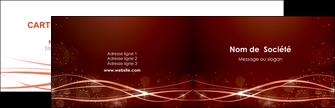 maquette en ligne a personnaliser carte de visite rouge couleur couleurs MIS72734